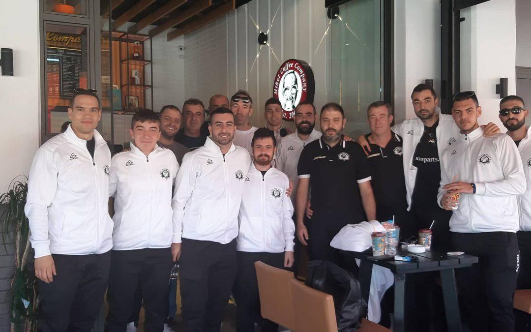 Τα Mikel Βέροιας δίπλα στους Αετούς Βέροιας και τη σεζόν 2019/2020!